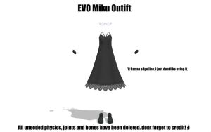 EVO Miku Outfit DL by Vocaloid98