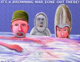 It's A Drowning War Zone by StephenL