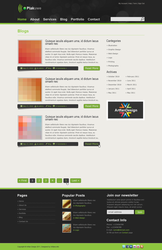 OPLAKUWE - Free Template- BLOG by Artfans