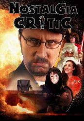 Nostalgia Critic DVD Cover - W Type by S1Bryant019