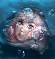 Bubble Eyes by Prissiiie