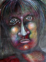 Blistered Woman - 2015 by cowsrmomy