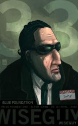 The Wiseguy by steeldolphin