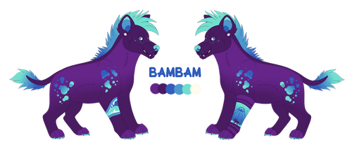 BamBam by PastellePirate