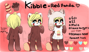 Kibble ref 2017 by FluffRave