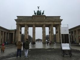 Brandenburger Tor by headstert