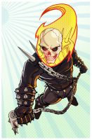 ghost rider by m7781