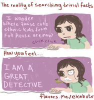 trivial internet facts by eel-hips