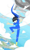 John Egbert - Heir of Breath by Tysirr