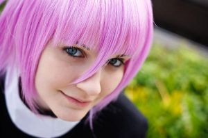 Smiling Chrona - SoulEater by Valvaris