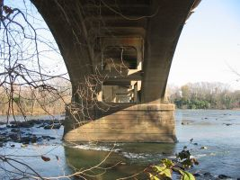 Congaree River Bridge 2 by the3dman