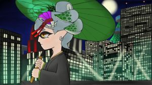 Gloomy Marie by 7colors0