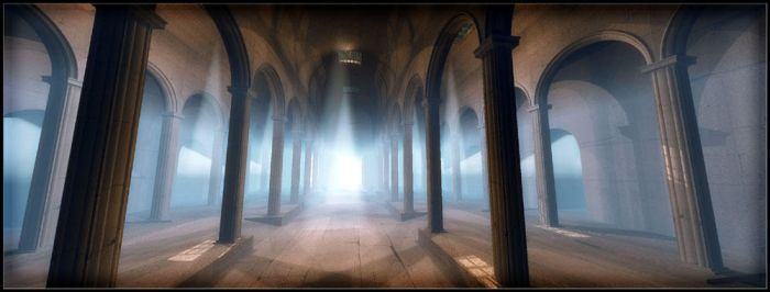 The Great Hall by brokenangel