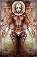 Perfect symmetry 9 by Zxoqwikl