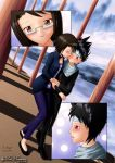 commission - Hiei and Manami by Red-Romanov