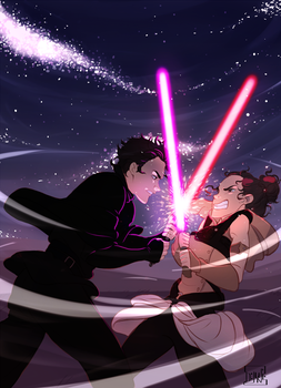 Star Wars by DJune-y