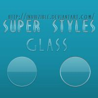 Glass styles by invhizible