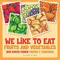 'We Like to Eat' Book Cover by ChristineAltese