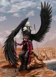 One-Winged Angels by Arc-Ecclesia