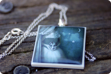 Stage Beauty Pendant by ThisYearsGirl