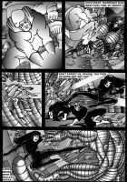 RAVAGES OF DEATH pg 3 by graffilthy