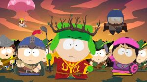 South Park Stick of Truth Walpaper custom by SP-Goji-Fan