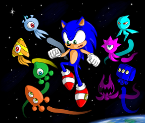 Sonic Colors by Vortex-TC