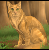 Lionheart of ThunderClan by TheMoonfall