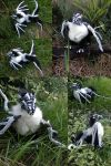 Thyrial - My very first poseable! by SonsationalCreations