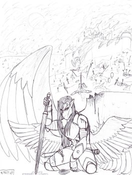 Broken Wing by ObsidianOrder