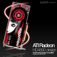 HD4890 Red Design by Aeare