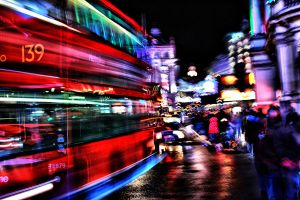 Picadilly Bus 139 by Canon277t
