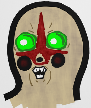 SCP-173 by Jaws1337