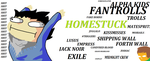 Homestuck Attacks! by Thea0605