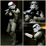Sandtrooper suit from Star Wars by BazSg