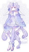 Kittycorn- Lavender Jade [CLOSED] by BabyPippo