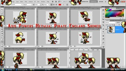 Hetalia: Pirate England Download by TionneDawnstar