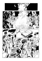 SIGNS OF DESTINY PAGE 1 by SERGIOTARQUINI