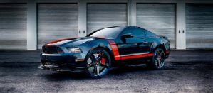 Ford Mustang Boss 302 by TheImNobody
