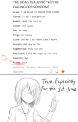 Pisces shit post [Ep.1] - Falling in love by CNeko-chan