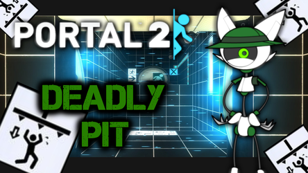 Portal 2 Showcase: Episode 5 - DANCING WITH CAVE by JamesTechno998
