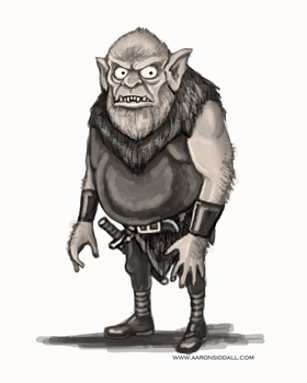 Bugbear Jim by MythAdvocate