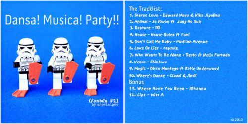 fanmix#2 dansa!musica!party!! by angelalpev