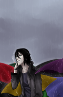 Rainy day by Shinda-Yume