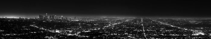 Los Angeles by more-than-pixels