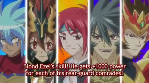 blond ezel's skill! by palalapunch
