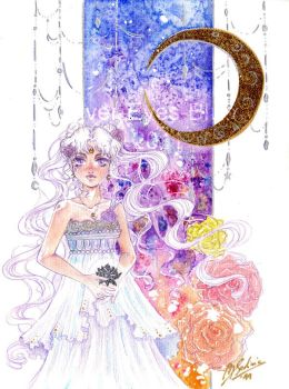 Moon Princess by silver-eyes-blue