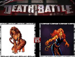 Request #36 Tigra vs Cheetah by LukeAlanBundesen