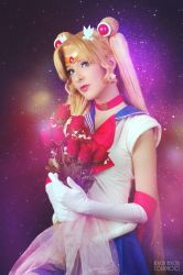 Sailor Moon - Moonlight by AidaOtaku