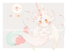 Mermay Auction:  Bakui 01 | CLOSED | by Mochiaa